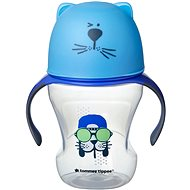 Tommee Tippee Soft 230ml 6m+ Blue - Baby cup