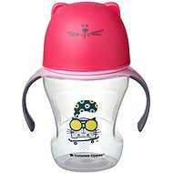 Tommee Tippee Soft 230ml 6m+ Pink - Baby cup