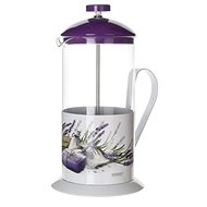BANQUET LAVENDER 1l, Purple Lid - French Press
