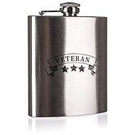 BANQUET AKCENT Veteran Stainless-steel Thermos, 12,2 x 9,2 x 2,2cm - Thermos