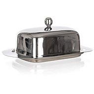 BANQUET AKCENT Stainless-steel Butter Dish 18,5cm - Container