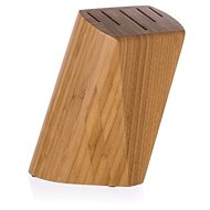 BANQUET Wooden Stand for 5 Knives BRILLANTE Bamboo 22 x 13.5 x 7cm