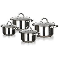 BANQUET SWING set of stainless steel pots, 8pcs - Pot Set