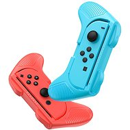 Baseus SW Small Handle Pair GS04, Red+Blue - Gamepad