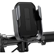 Baseus Armor Motorcycle and Bicycle Holder, Black