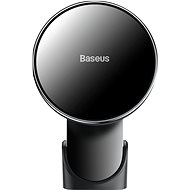Baseus Big Energy Car Mount Wireless Charger Black - Wireless Charger