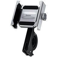 Baseus Knight Bicycle Holder silver - Mobile Phone Holder