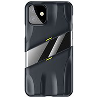Baseus Airflow Cooling Protective Case for Apple iPhone 11 Pro, Grey/Yellow - Mobile Case