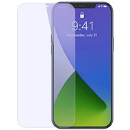 """Baseus Full-Glass Anti-Bluelight Tempered Glass for iPhone 12 Pro Max, 6.7"""" (2pcs) - Glass protector"""