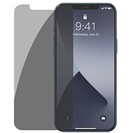 """Baseus Full-Glass Anti-Bluelight Tempered Glass for iPhone 12/12 Pro, 6.1"""" (2pcs) - Glass protector"""