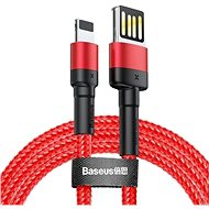 Baseus Cafule Lightning Cable Special Edition, 1.5A, 2m, Red - Data Cable