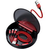 Baseus Car Sharing Charging Station Red - Extension Cable