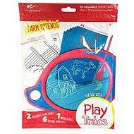 Boogie Board Play and Trace - Farm Friends, Removable Template - Accessories