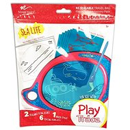 Boogie Board Play and Trace - Seae life, interchangeable template - Accessories