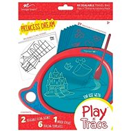 Boogie Board Play and Trace - Princess Dreams, Removable Template - Accessories
