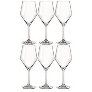 Bohemia Crystal Red Wine Glass JANE 560ml 6-piece-set