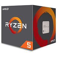 AMD RYZEN 5 2600X - Processor