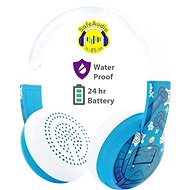BuddyPhones Wave - Robot, blue - Headphones