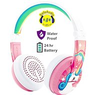 BuddyPhones Wave - Unicorn, pink - Headphones