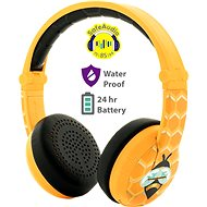 BuddyPhones Wave - Bee, yellow - Headphones