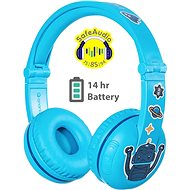 BuddyPhones Play, blue - Headphones