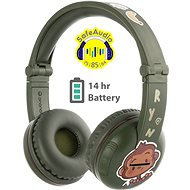 BuddyPhones Play, green - Headphones