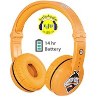 BuddyPhones Play, yellow - Headphones