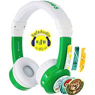 BuddyPhones Inflight, green - Headphones