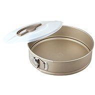BerlingerHaus My Bronze Pastry Cook Spring Form Cake Mould with Lid - Baking Mould