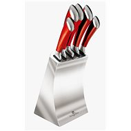 BerlingerHaus Burgundy Passion Collection 6-piece Knife Set