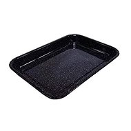 Belis Enameled Baking Sheet, Size of 42 x 29 x 4.5cm
