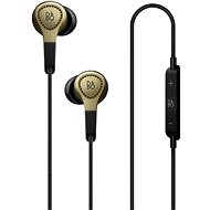 BeoPlay H3 2nd Generation Champagne - Headphones with Mic