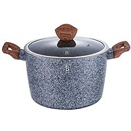 BerlingerHaus Casserole with lid 20cm Forest Line