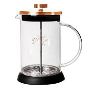 BerlingerHaus Tea and Coffee Tea French Press 350ml Rosegold Metallic Line - French Press
