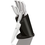 BerlingerHaus Carbon Metallic Line 6ks - Knife Set