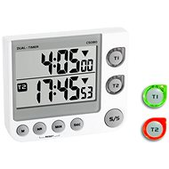 Digital Timer - Timer and Stopwatch - 2 Timers TFA38.2025 - Timer