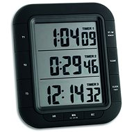 TFA Digital Timer  - Watch and Stopwatch - 3 Timers TFA38.2023 - Timer