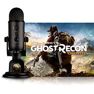 BLUE Yeti Blackout + Ghost Recon Wildlands - Microphone