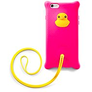 Bone Collection Bubble Lanyard Duck - Protective Case