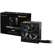 Be quiet! SYSTEM POWER 9 CM, 400W - PC Power Supply