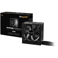 Be quiet! SYSTEM POWER 9, 700W - PC Power Supply