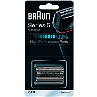 BRAUN CombiPack Series 5 FlexMotion-52B-black - Straight Razor