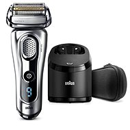Braun Series 9-9290cc Clean & Charge Wet & Dry - Electric razor