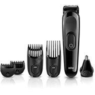Braun MGK3020 Multi Grooming 6-in-1 Beard and Hair Trimming Kit - Trimmer
