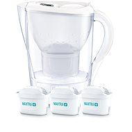 BRITA Marella Memo White (incl. 3MX+) - Water filter