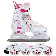 Action Girls 2 in 1 - Skates