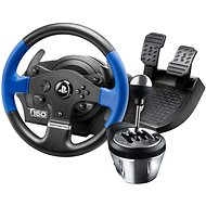 Thrustmaster T150 Force Feedback + TH8A Add-on Shifter - Set