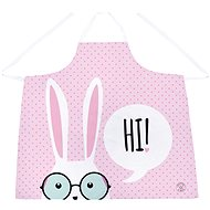 Butter Kings BUNNY DONUT WORRY apron - Apron