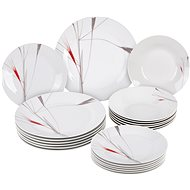 by inspire IRIS Dish Set 18pcs - Dish set