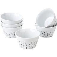by inspire HERBS Bowl Set 13cm 6pcs - Bowl Set